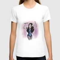 selena T-shirts featuring Revival by Judit Mallol
