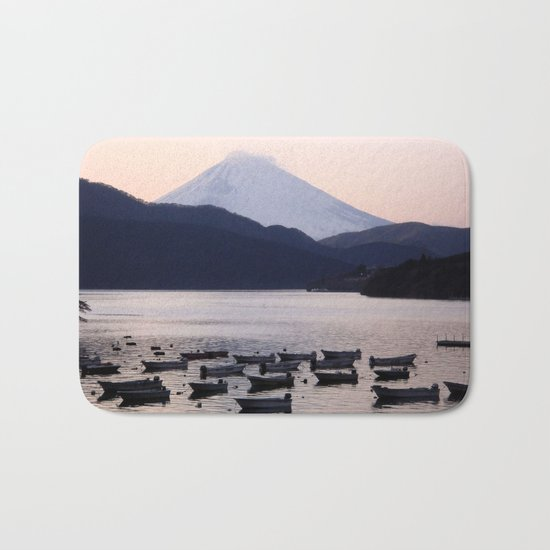 Lonely after Dark (Japan) Bath Mat