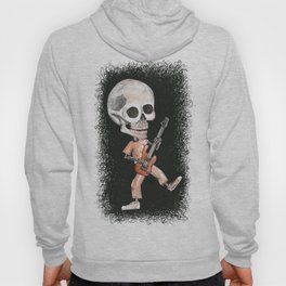 Music Skully Hoody