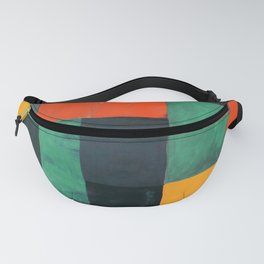 Rooms and walls Fanny Pack