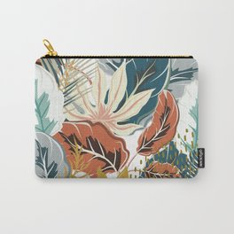 Tropical Wild Jungle Carry-All Pouch