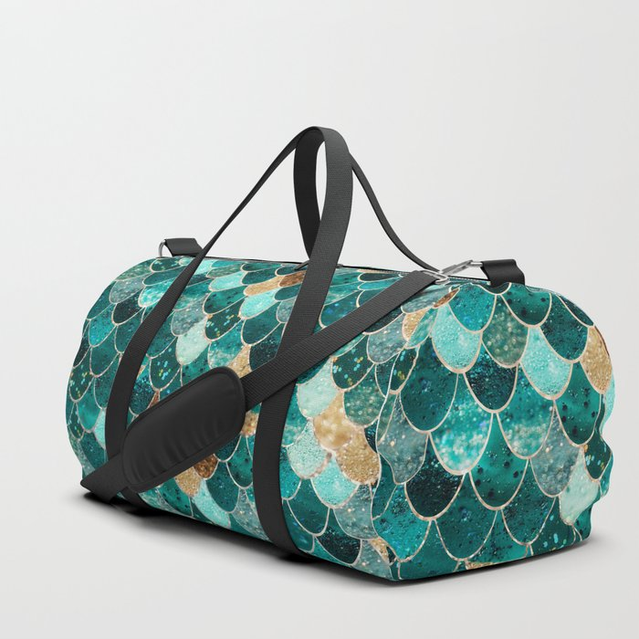 REALLY MERMAID Duffle Bag