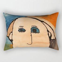Friend Rectangular Pillow