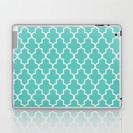 Moroccan - Turquoise Laptop & iPad Skin