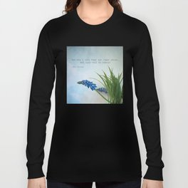 the right words Long Sleeve T-shirt