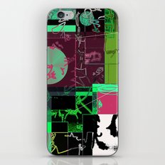 Manduza iPhone & iPod Skin