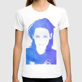 Kristen Stewart Watercolour T-shirt