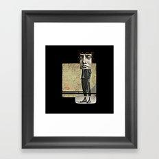 Maverick      by Studio Judith Framed Art Print