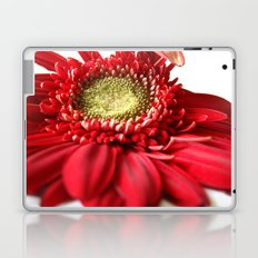 Red and White 2 Laptop & iPad Skin