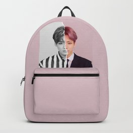 BTS Park Jimin Backpack