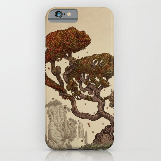 Autumn Chameleons  iPhone & iPod Case