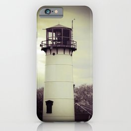 Chatham Lighthouse iPhone Case
