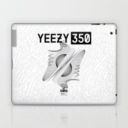 YEEZYS 350 Boost Sneakers Art Laptop & iPad Skin