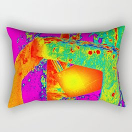 Color Lock Rectangular Pillow