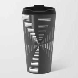 Infinity in Chrome Travel Mug
