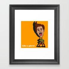 Ace Ventura  Framed Art Print