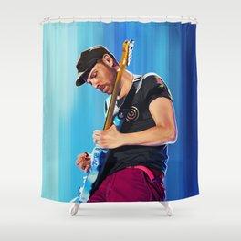 Jonny Buckland - MX Shower Curtain