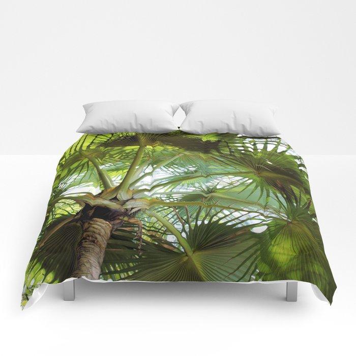 Ticket to the Tropics Comforters