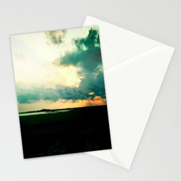 Sunset - Fripp Island South Carolina Stationery Cards
