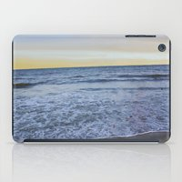 rileigh smirl iPad Cases featuring Ocean Sunset by Rileigh Smirl