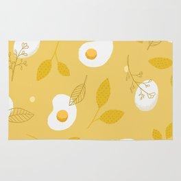 Happy Eggs Rug