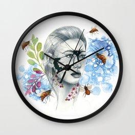 Dulce como la miel Wall Clock