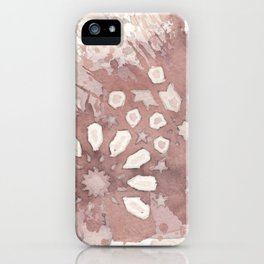 Cellular Geometry No. 2 iPhone Case