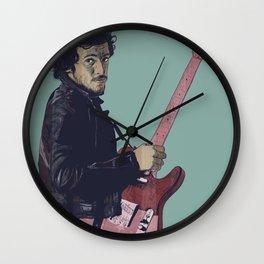 The Boss Bruce Wall Clock