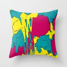 Altered States Throw Pillow