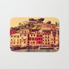 Buongiorno Portofino! Bath Mat