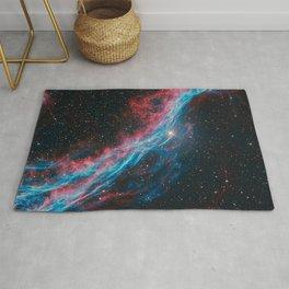 Veil Nebula Rug