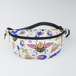 Magic pattern no1 Fanny Pack