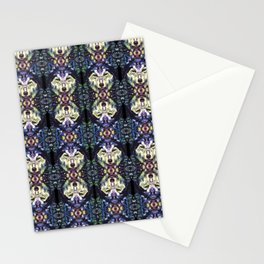 Wolf 06 Pattern Stationery Cards
