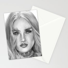 Power of Perrie Stationery Cards