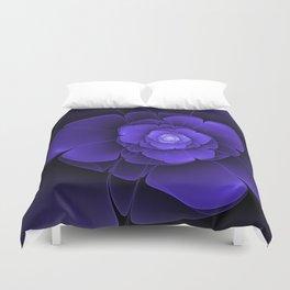 Fractal Flower Duvet Cover