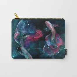 La constellation du Poisson Carry-All Pouch