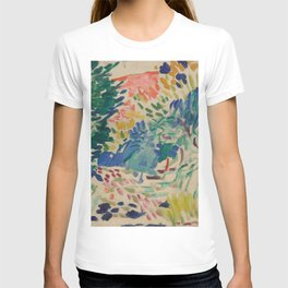 Landscape at Collioure by Henri Matisse T-shirt