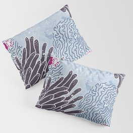 The Great Blue Coral Reef Pillow Sham