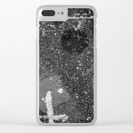 Grind Clear iPhone Case