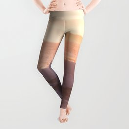 Ocean sunset Leggings