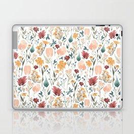 Deep Florals Laptop & iPad Skin