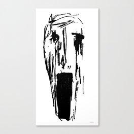 Pain Canvas Print