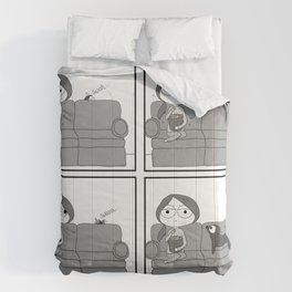 Land Shark Comforters