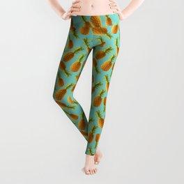 pineapple pattern Leggings