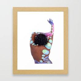 PJ Framed Art Print