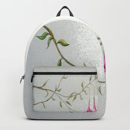 Two Chickadees Backpack