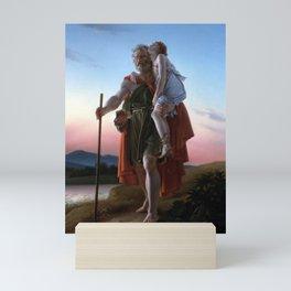 Baron François-Pascal-Simon Gérard Belisarius Mini Art Print