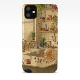 Kitchen Counter iPhone Case