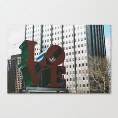 Philly Love [2] Canvas Print