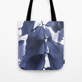 Leaves V Tote Bag